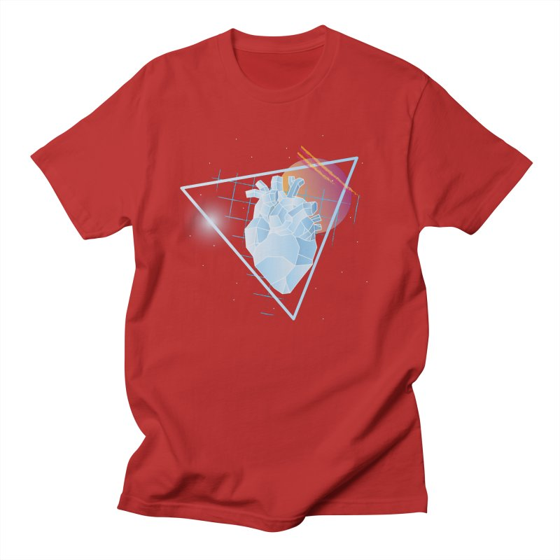 Heart Of Glass Women's Unisex T-Shirt by Evan Ayres