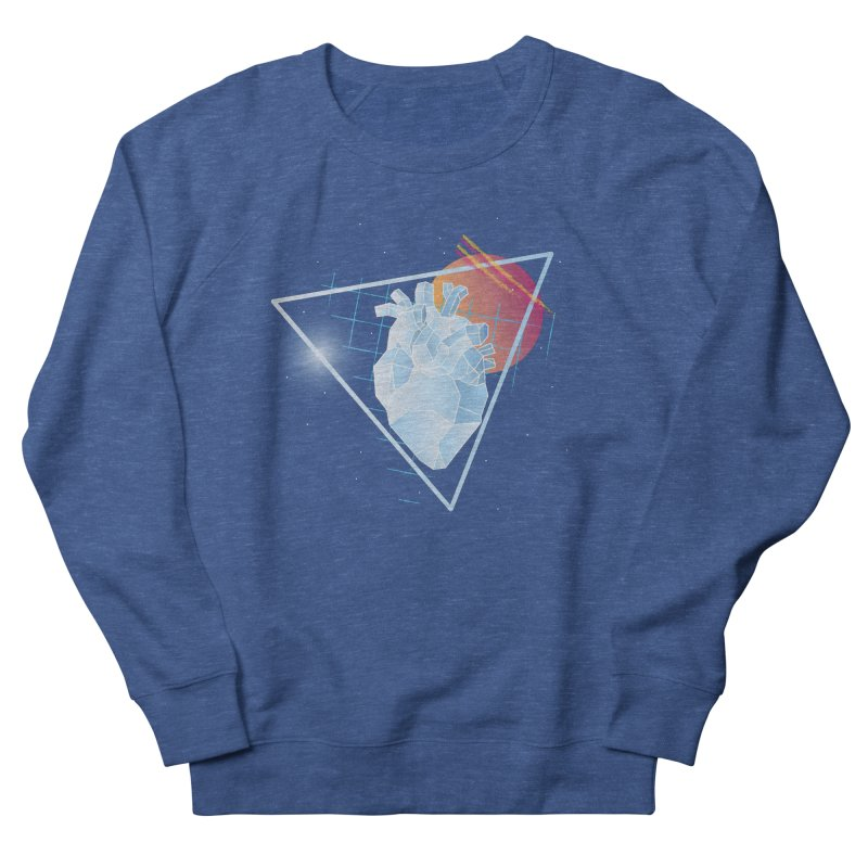 Heart Of Glass Women's Sweatshirt by Evan Ayres