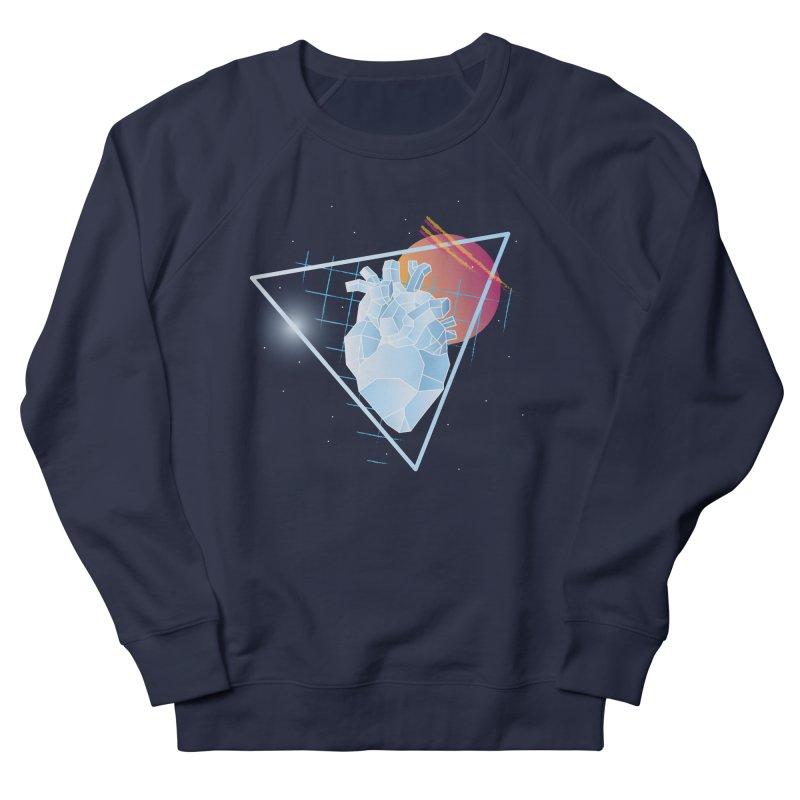 Heart Of Glass Men's Sweatshirt by Evan Ayres