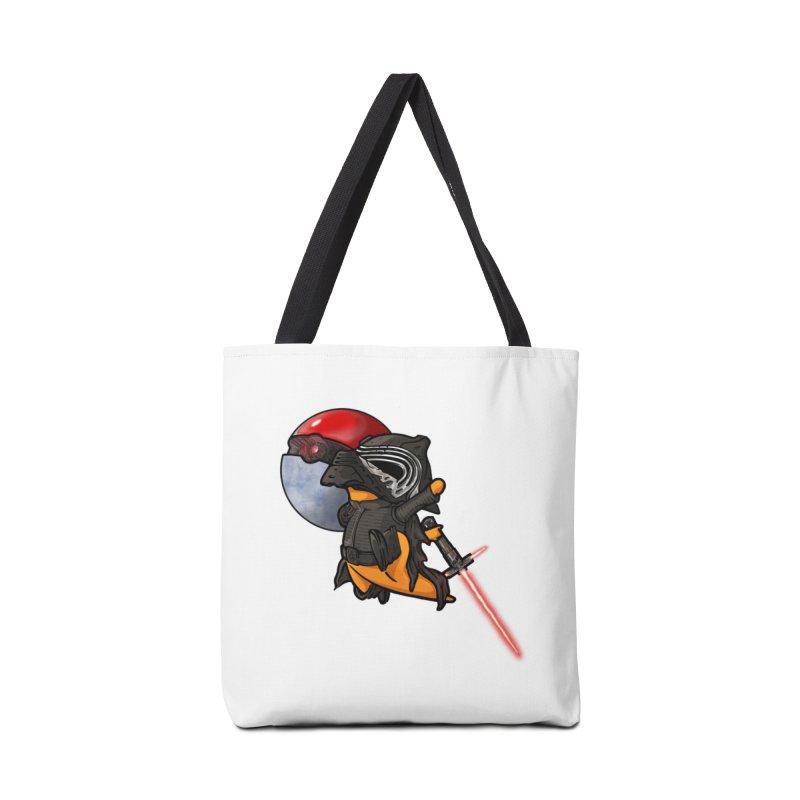 Cubo Ren Accessories Tote Bag Bag by Evan Ayres Design