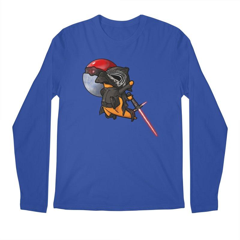 Cubo Ren Men's Regular Longsleeve T-Shirt by Evan Ayres Design