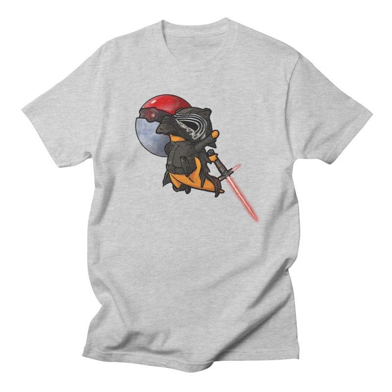 Cubo Ren Men's Regular T-Shirt by Evan Ayres Design
