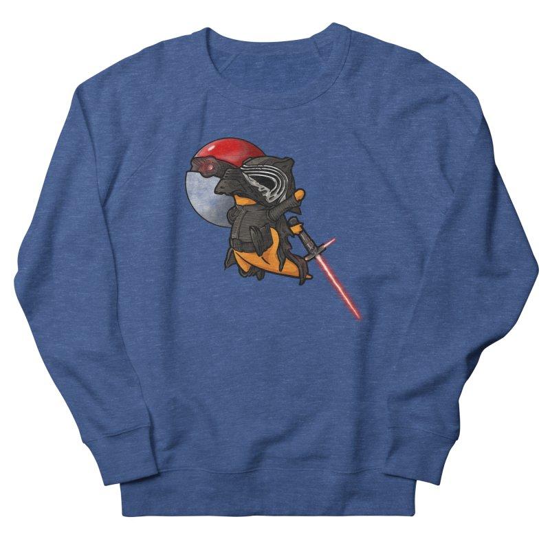 Cubo Ren Men's French Terry Sweatshirt by Evan Ayres Design