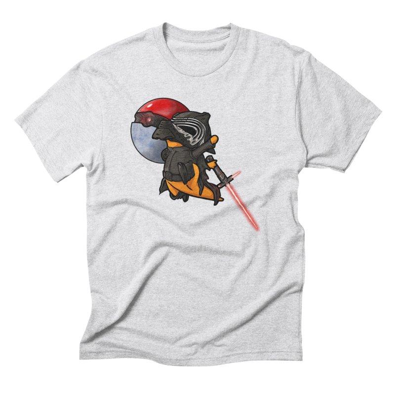Cubo Ren Men's Triblend T-Shirt by Evan Ayres Design