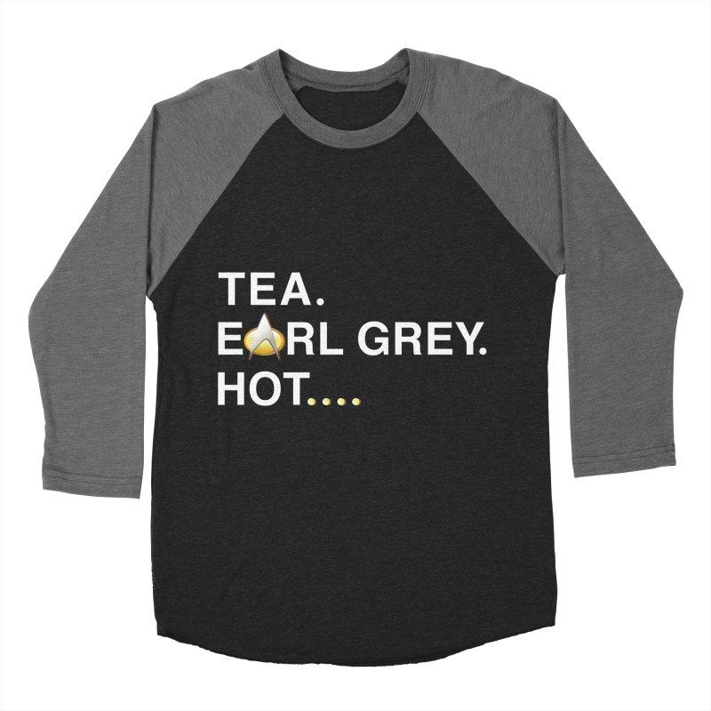 Captain's Order Men's Baseball Triblend T-Shirt by Evan Ayres