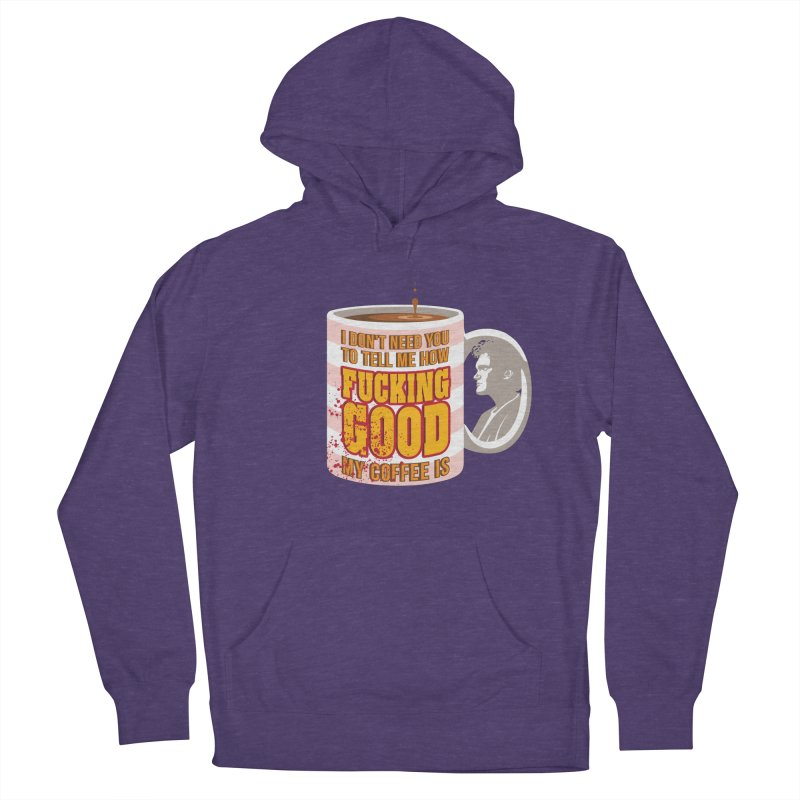I'm The One Who Buys It Women's Pullover Hoody by Evan Ayres