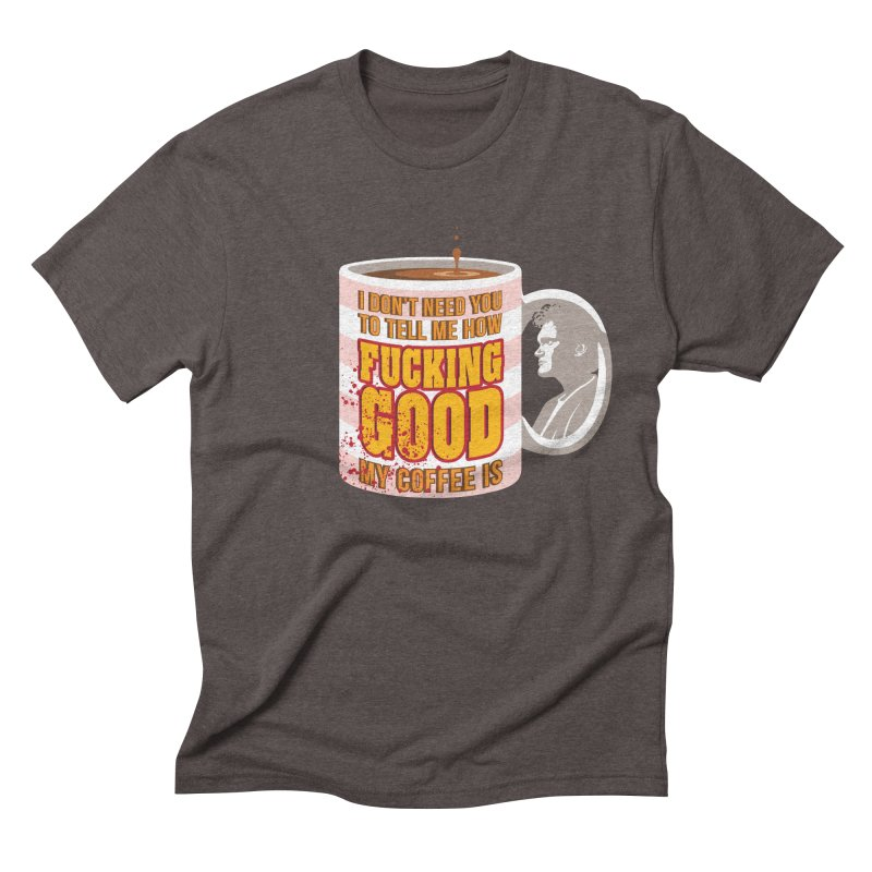 I'm The One Who Buys It Men's Triblend T-shirt by Evan Ayres