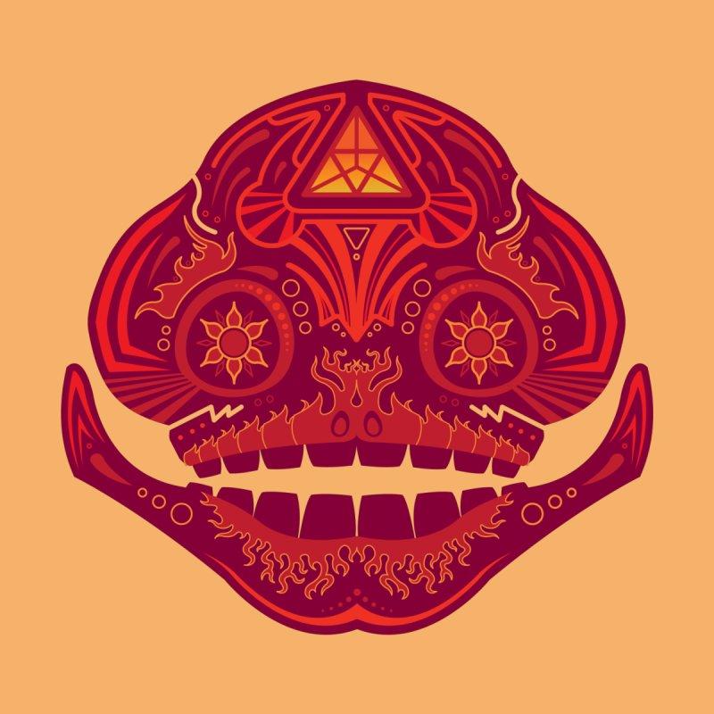 Goron Sugar Skull None  by Evan Ayres