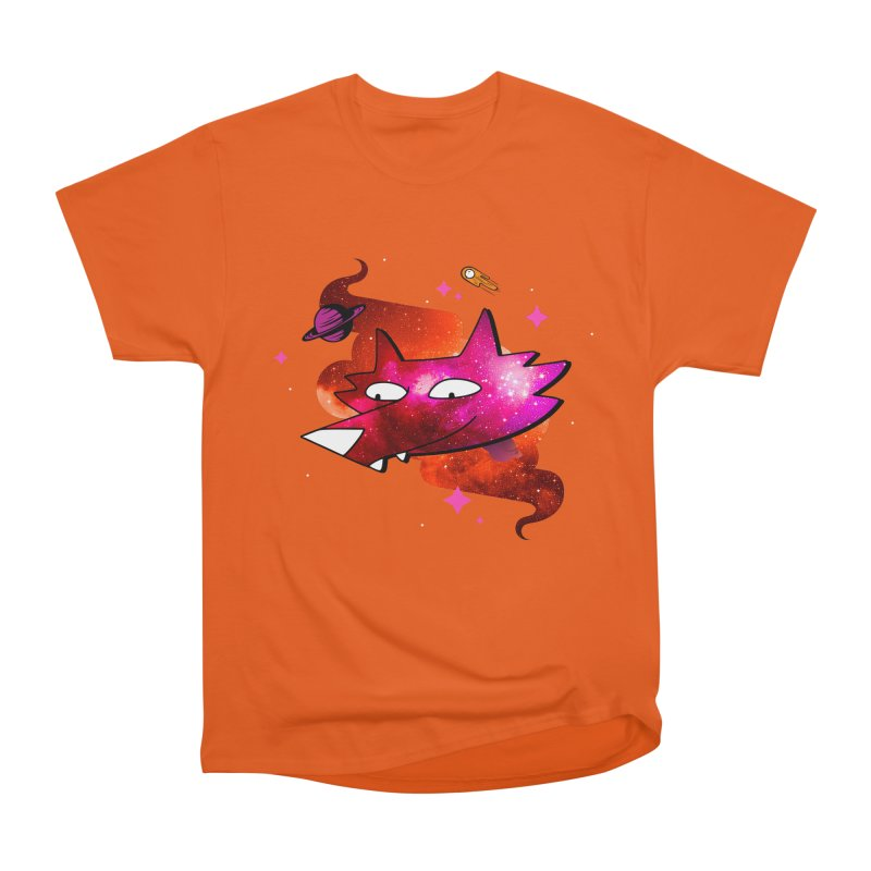 Space Coyote?... Men's Classic T-Shirt by Evan Ayres