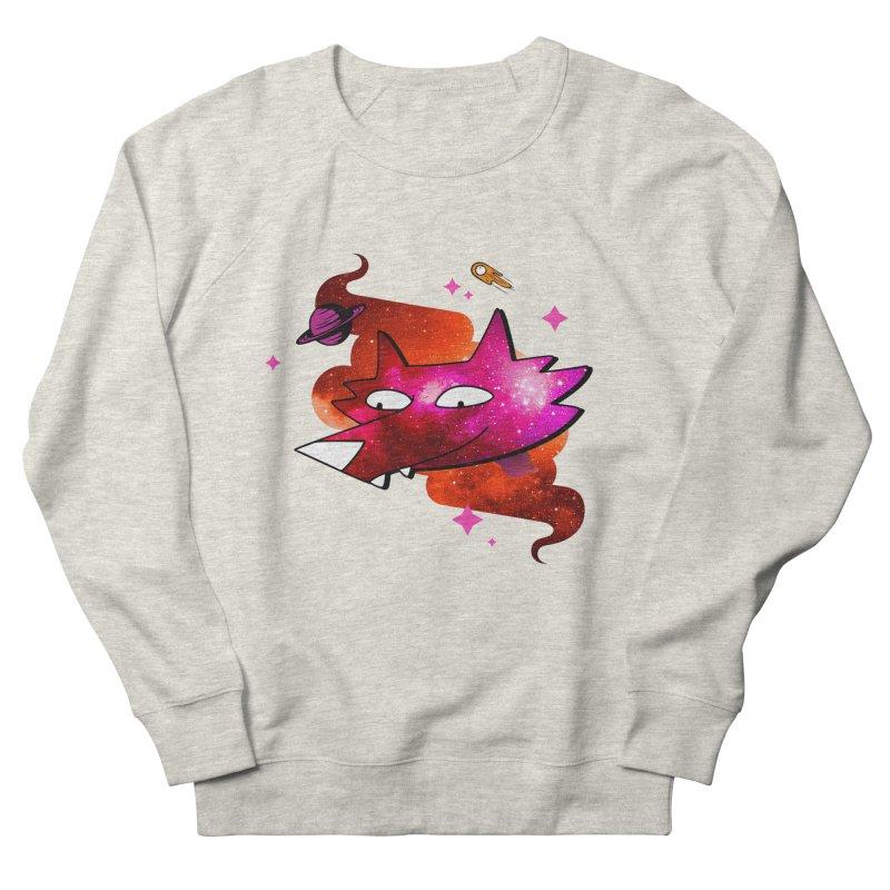 Space Coyote?... Men's Sweatshirt by Evan Ayres