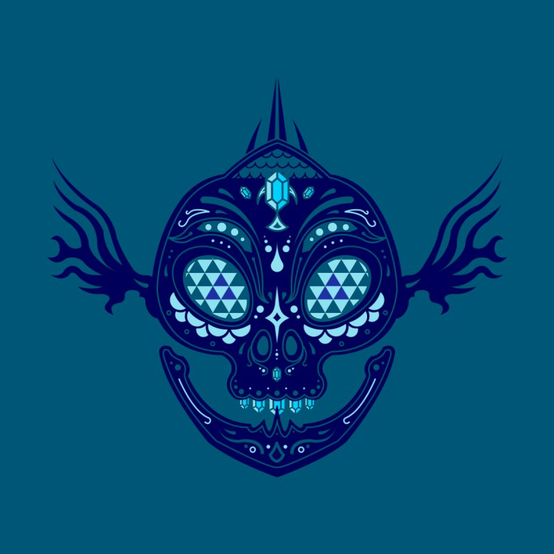 Zora Sugar Skull by Evan Ayres
