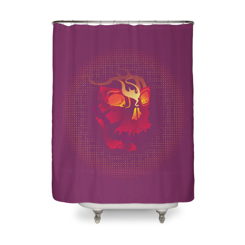 Ol' Smokey  Home Shower Curtain by Evan Ayres