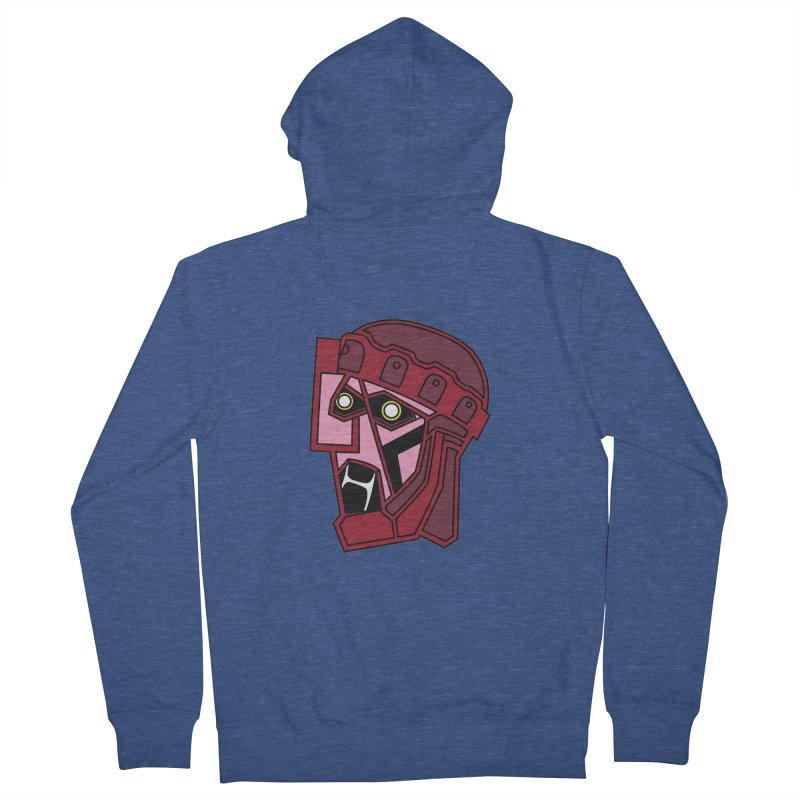 KILL ALL MUTANTS Women's Zip-Up Hoody by Evan Ayres