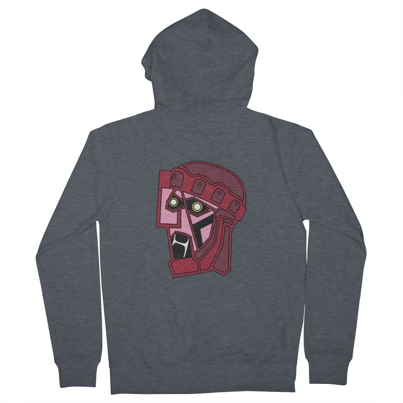 KILL ALL MUTANTS Men's Zip-Up Hoody by Evan Ayres