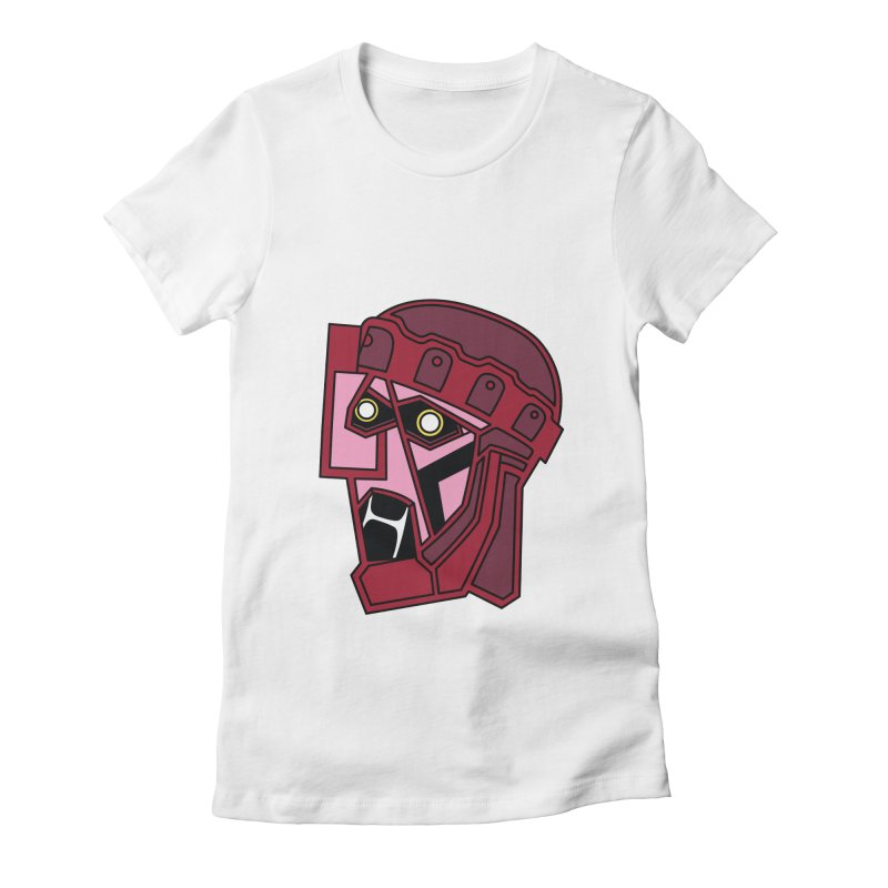 KILL ALL MUTANTS Women's Fitted T-Shirt by Evan Ayres