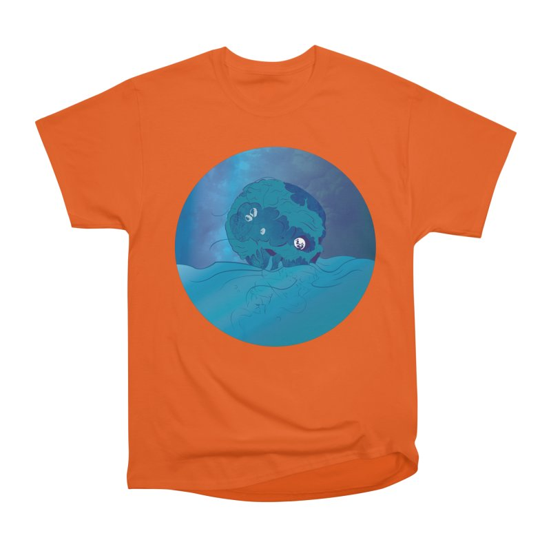 One If By Land, Dead If By Sea Men's Classic T-Shirt by Evan Ayres