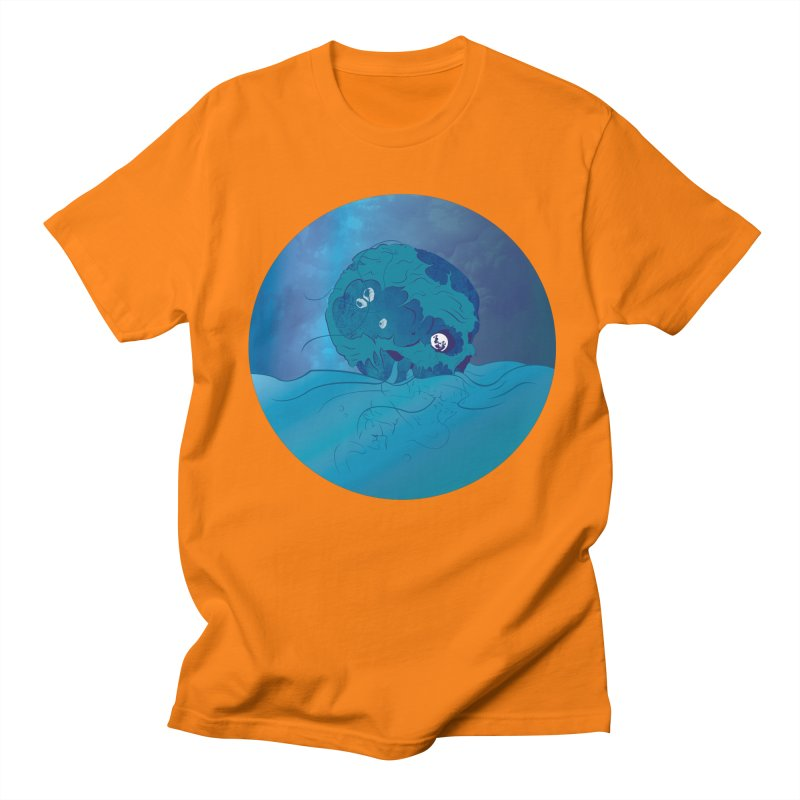 One If By Land, Dead If By Sea Women's Unisex T-Shirt by Evan Ayres