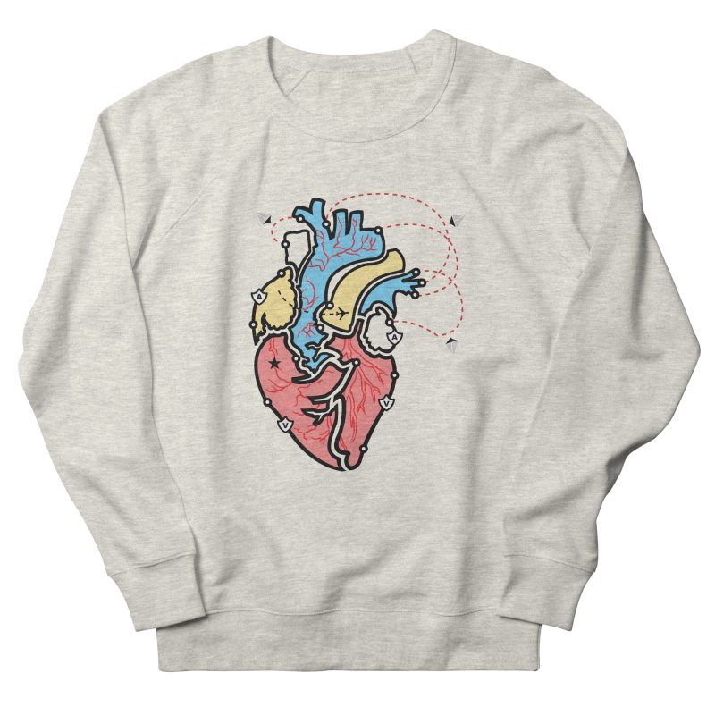 It Wanders, But Is Never Lost Women's Sweatshirt by Evan Ayres
