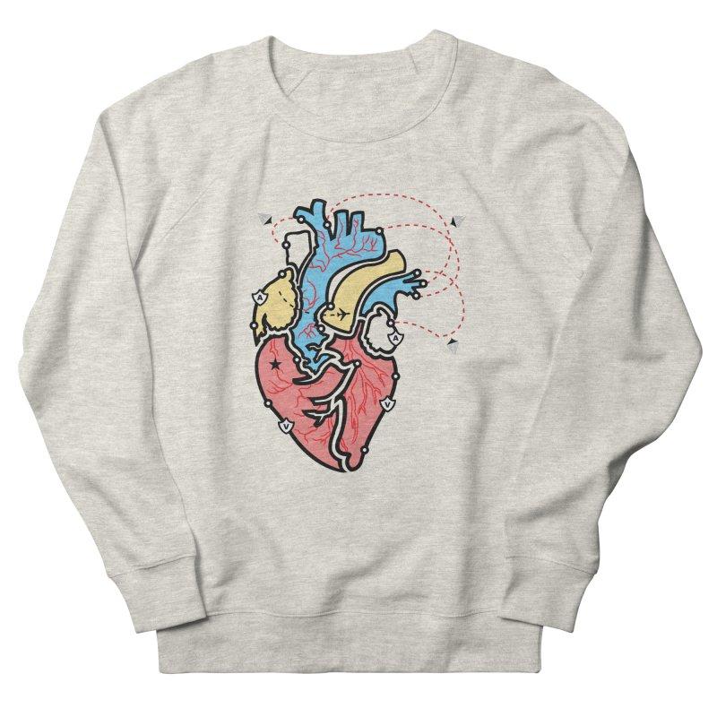 It Wanders, But Is Never Lost Men's Sweatshirt by Evan Ayres