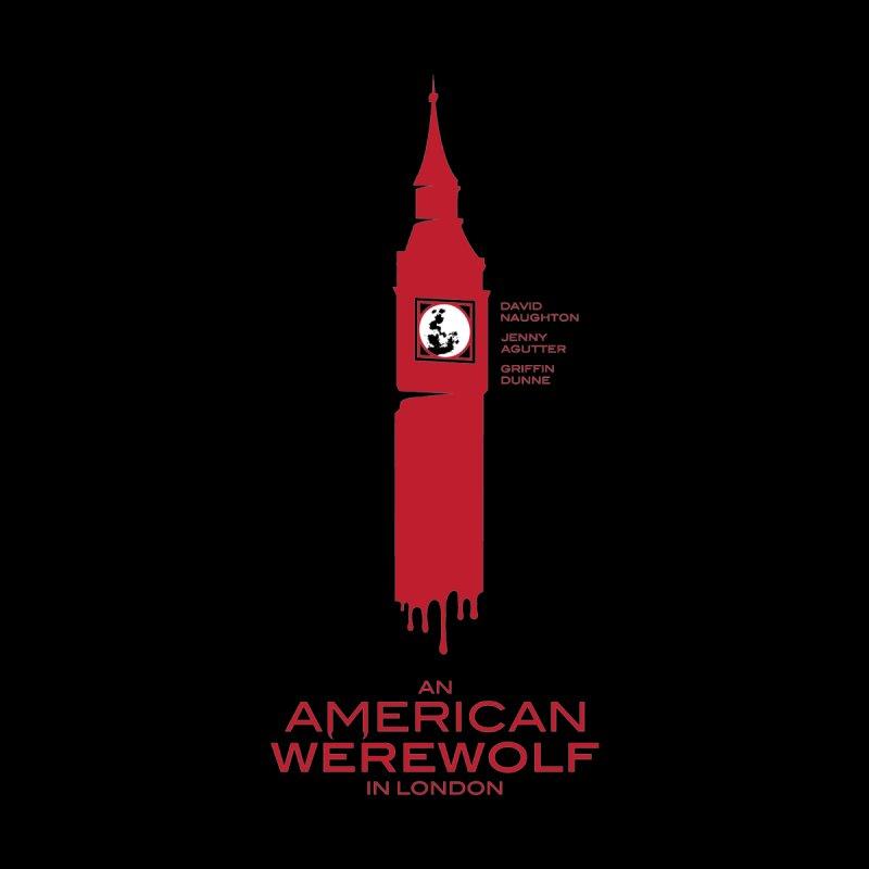 An American Werewolf by Evan Ayres