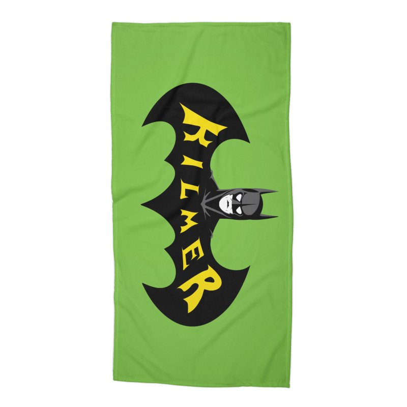 KILMER Accessories Beach Towel by Evan Ayres Design
