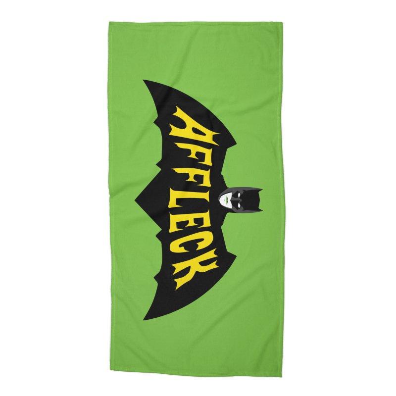 AFFLECK Accessories Beach Towel by Evan Ayres Design