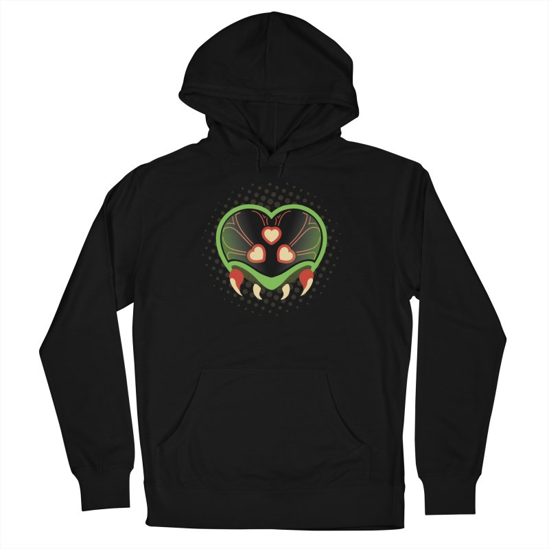 Love of Metroid Women's French Terry Pullover Hoody by Evan Ayres Design