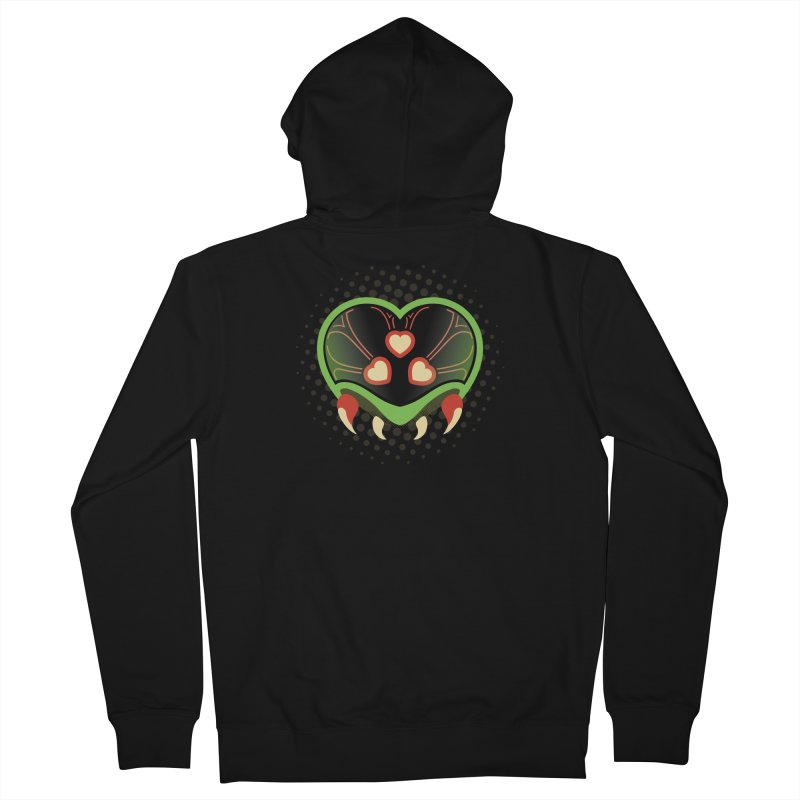 Love of Metroid Men's Zip-Up Hoody by Evan Ayres