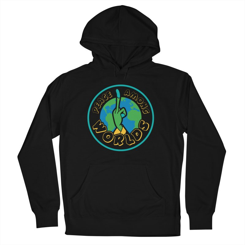 Peace Among Worlds Men's Pullover Hoody by Evan Ayres