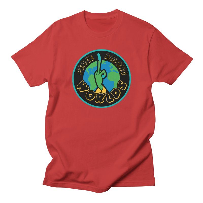 Peace Among Worlds Women's Regular Unisex T-Shirt by Evan Ayres