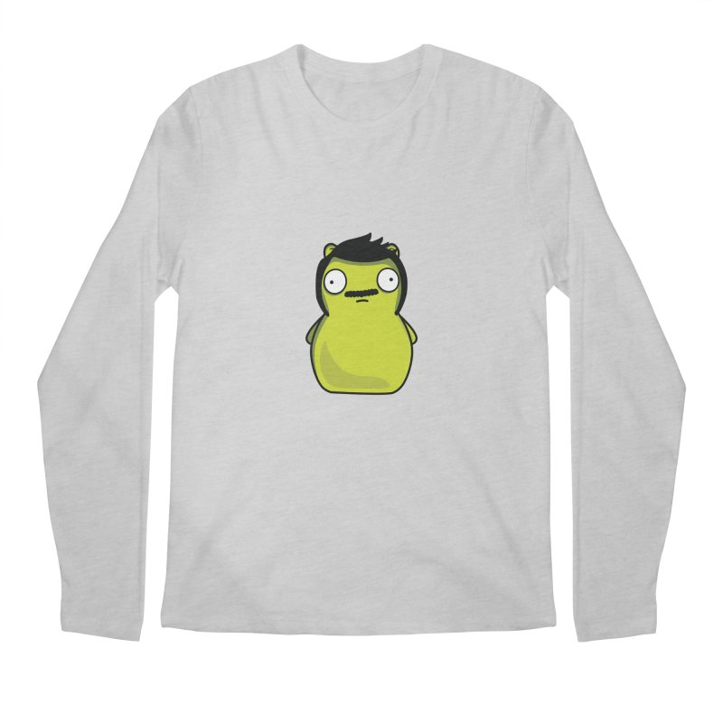 Kuchi Kopi Bob Men's Regular Longsleeve T-Shirt by Evan Ayres Design