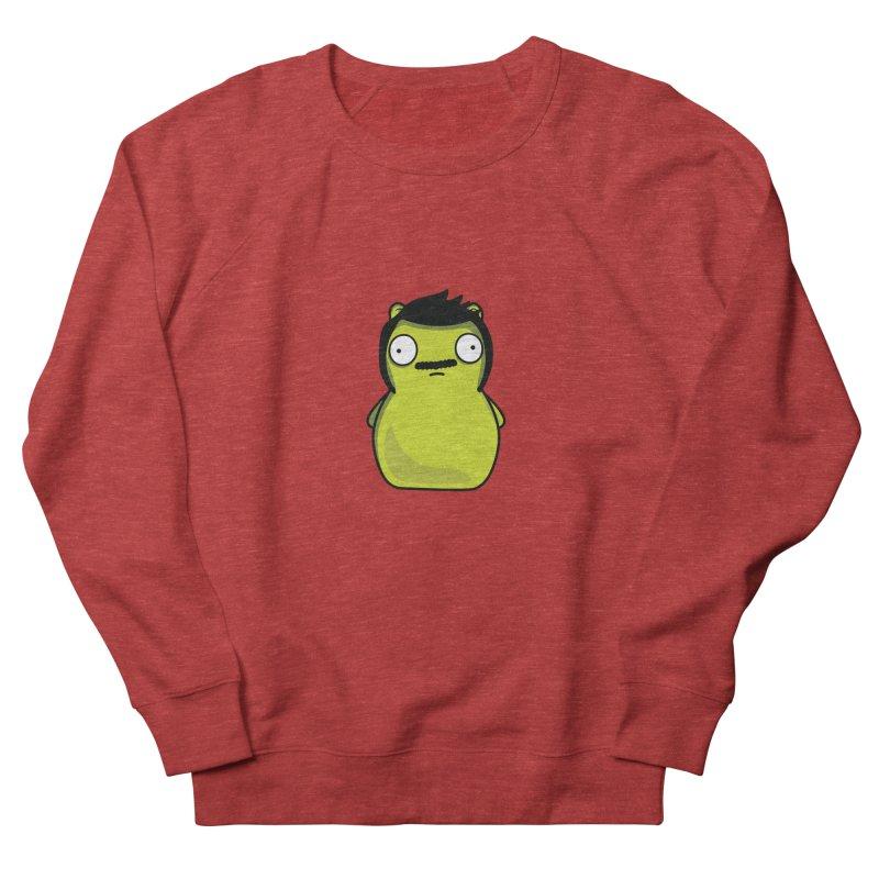 Kuchi Kopi Bob Men's French Terry Sweatshirt by Evan Ayres