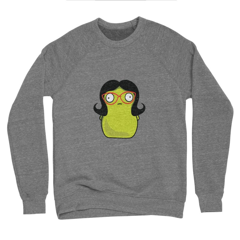 Kuchi Kopi Linda Men's Sponge Fleece Sweatshirt by Evan Ayres Design