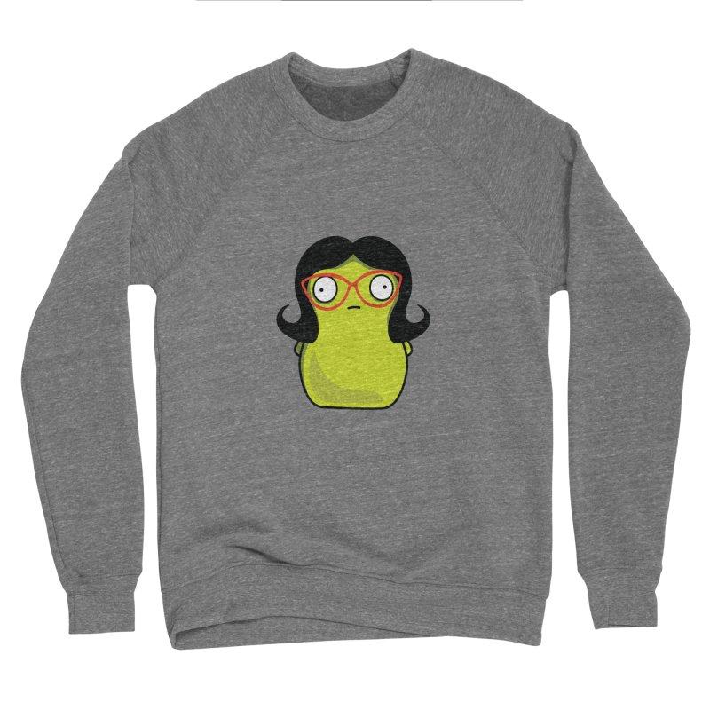 Kuchi Kopi Linda Women's Sponge Fleece Sweatshirt by Evan Ayres Design
