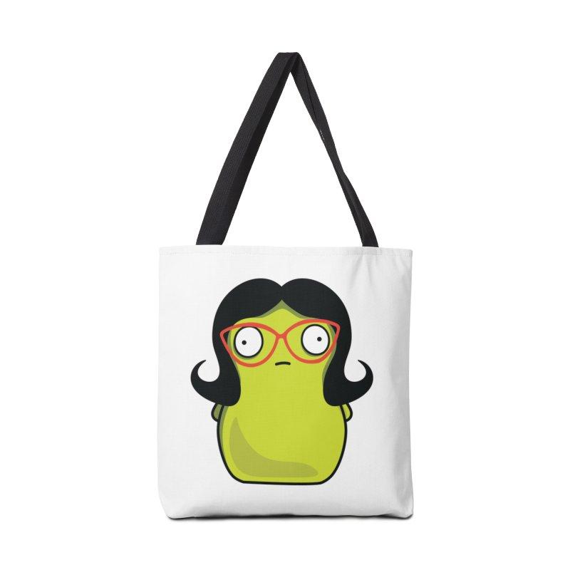 Kuchi Kopi Linda Accessories Tote Bag Bag by Evan Ayres Design