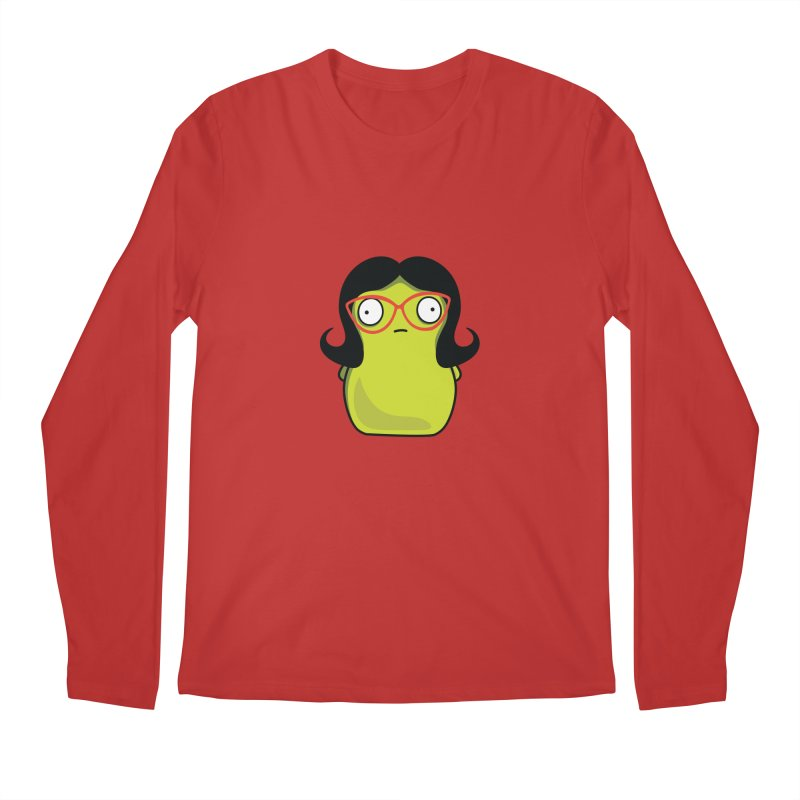 Kuchi Kopi Linda Men's Regular Longsleeve T-Shirt by Evan Ayres Design