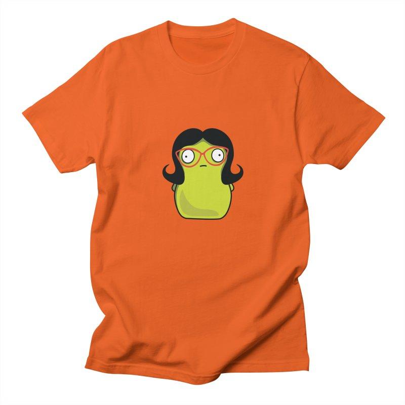 Kuchi Kopi Linda Men's Regular T-Shirt by Evan Ayres