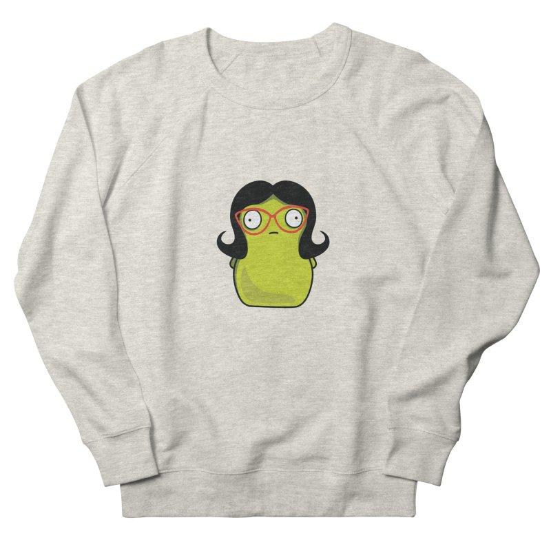 Kuchi Kopi Linda Women's French Terry Sweatshirt by Evan Ayres Design