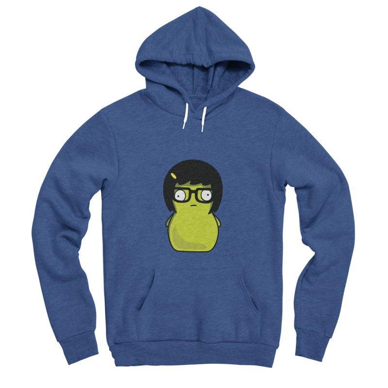 Kuchi Kopi Tina Men's Sponge Fleece Pullover Hoody by Evan Ayres Design