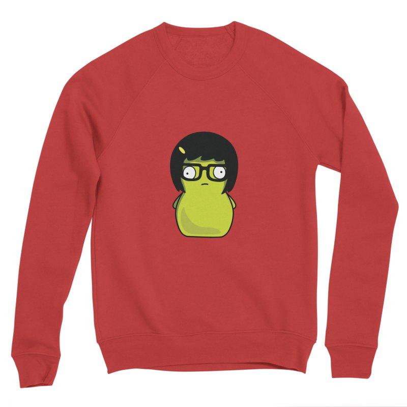 Kuchi Kopi Tina Men's Sponge Fleece Sweatshirt by Evan Ayres Design