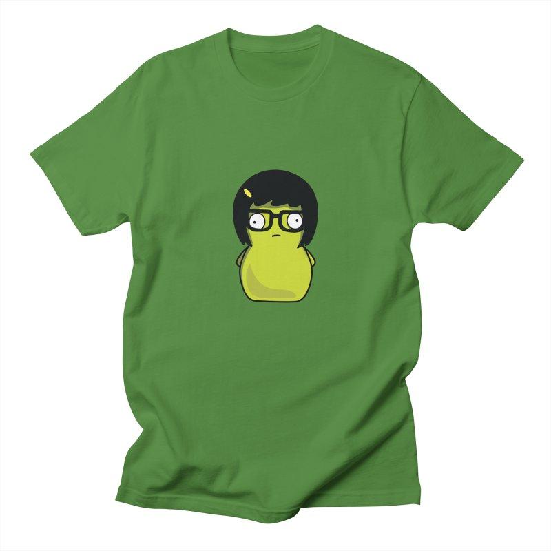 Kuchi Kopi Tina Men's T-Shirt by Evan Ayres