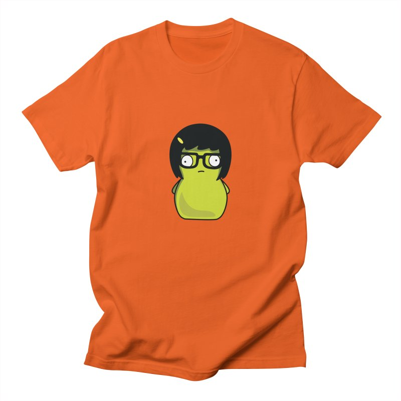 Kuchi Kopi Tina Men's Regular T-Shirt by Evan Ayres