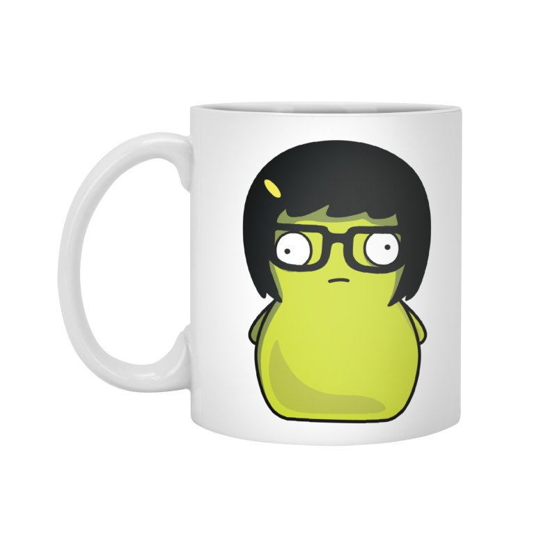 Kuchi Kopi Tina Accessories Standard Mug by Evan Ayres Design