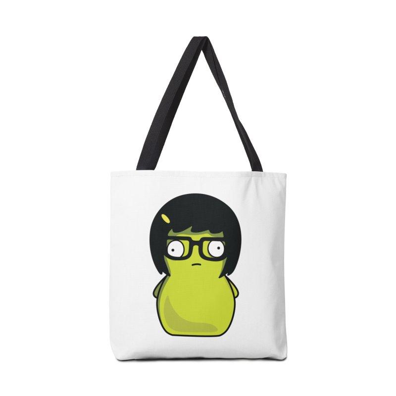 Kuchi Kopi Tina Accessories Tote Bag Bag by Evan Ayres Design