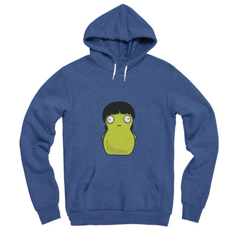 Kuchi Kopi Gene Men's Sponge Fleece Pullover Hoody by Evan Ayres Design