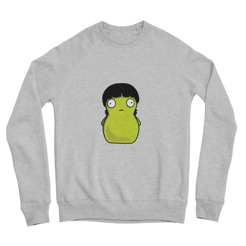 Kuchi Kopi Gene Men's Sponge Fleece Sweatshirt by Evan Ayres Design