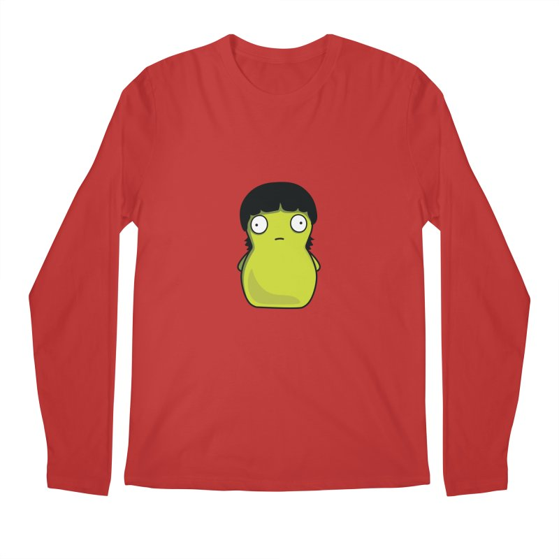 Kuchi Kopi Gene Men's Regular Longsleeve T-Shirt by Evan Ayres Design