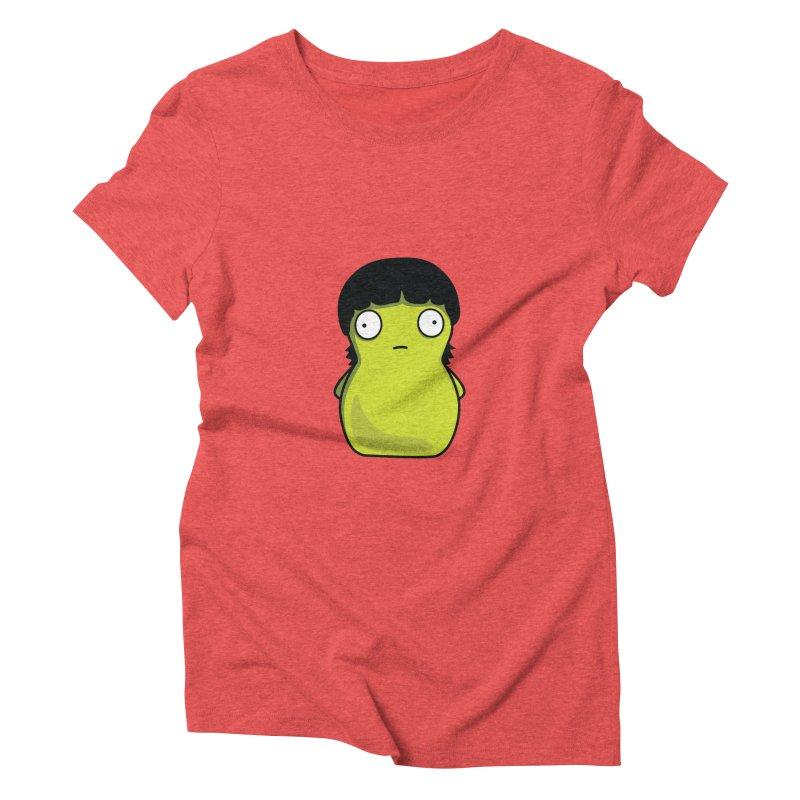 Kuchi Kopi Gene Women's Triblend T-Shirt by Evan Ayres Design