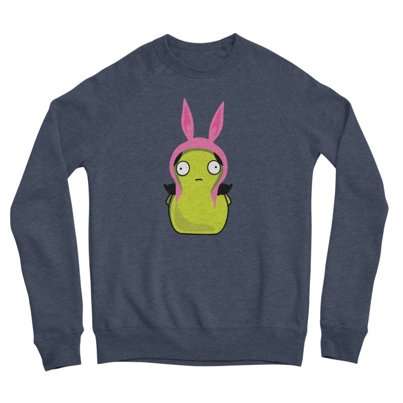 Kuchi Kopi Louise Women's Sponge Fleece Sweatshirt by Evan Ayres Design