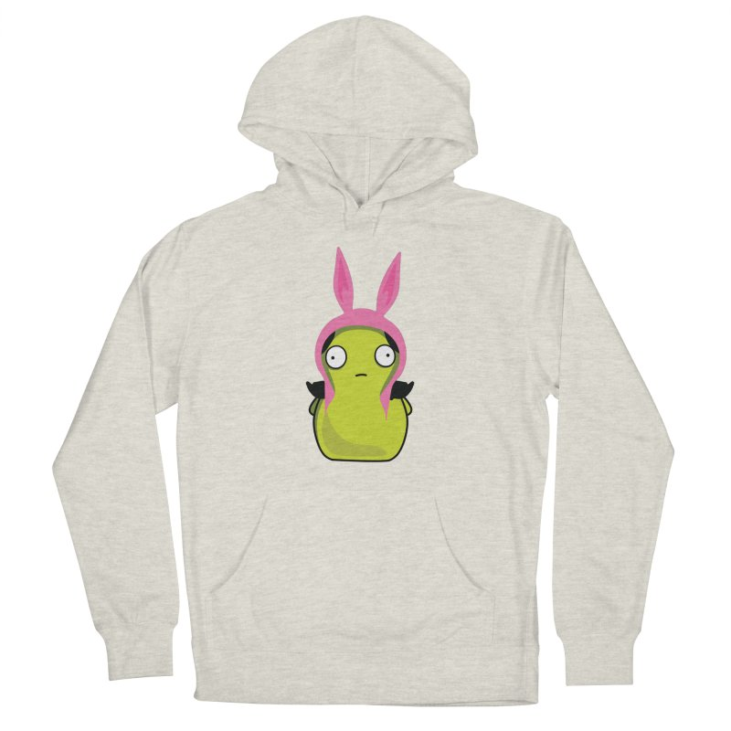Kuchi Kopi Louise Men's Pullover Hoody by Evan Ayres